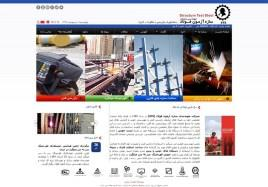 Structure Test Steel website