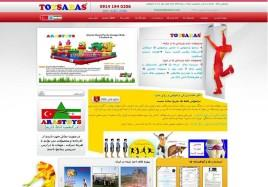 Toysaras website