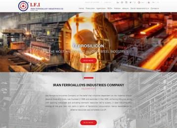 IRAN FERRO ALLOY INDUSTRIES