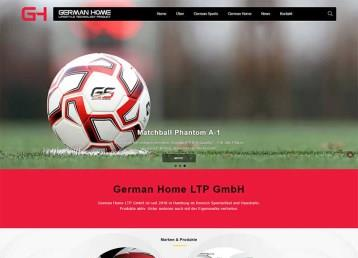 German Home website