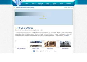 Itritec website