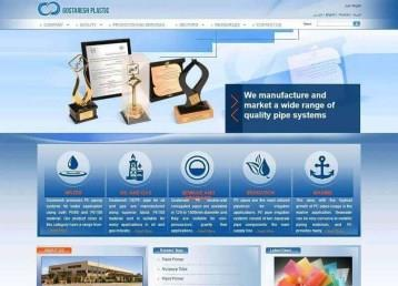 gostaresh plastic website