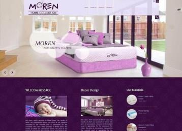 moren home collection website