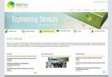 NitelPars Website