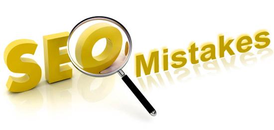 جلو گيري از اشتباهات رايج در بهينه سازي موتورهاي جستجو