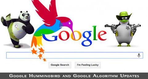 الگوریتم های موتور جستجوی گوگل